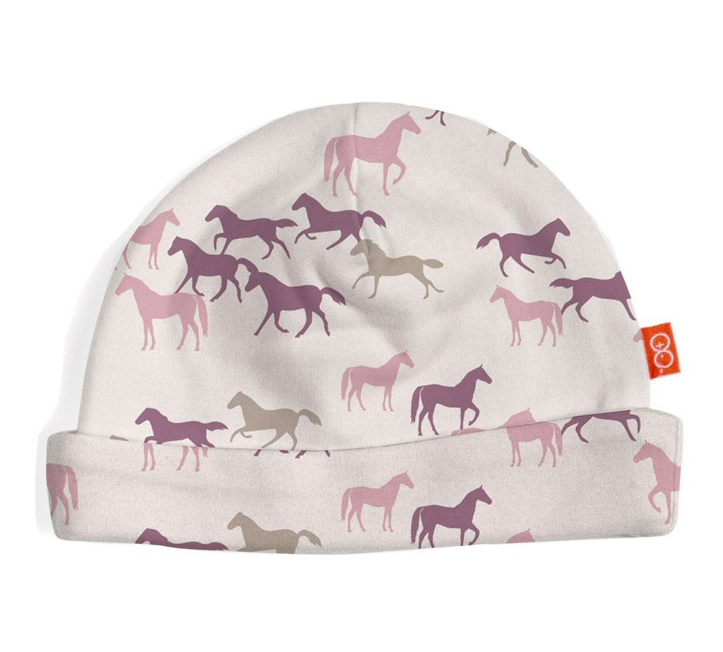 baby magnetic me cotton hat (more colors)