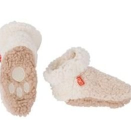 fashion accessory magnificent baby smart ombre fleece booties