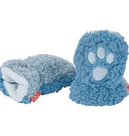 fashion accessory magnificent baby smart ombre fleece mittens