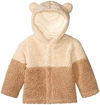 baby magnificent baby smart ombre fleece jacket