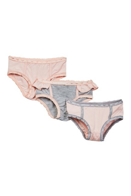 girl 3 pc underwear