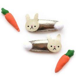 hair hello shiso bunny clips