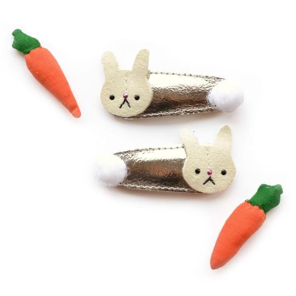 hair hello shiso bunny clips