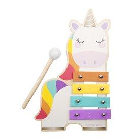 playtime unicorn mini xylophone