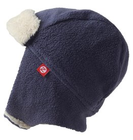 fashion accessory zutano fleece & furry trapper hat (more colors)