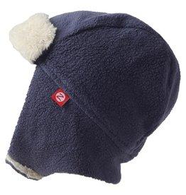 fashion accessory zutano fleece & furry trapper hat (more colors)