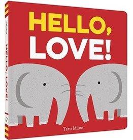 book hello, love!