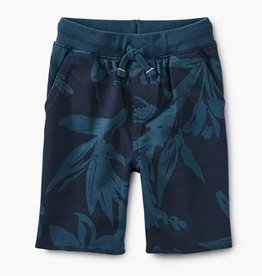 little boy tea collection patterened cruiser baby shorts