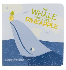 book the whale who loved pineapple