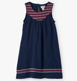 girl hatley chambray dress