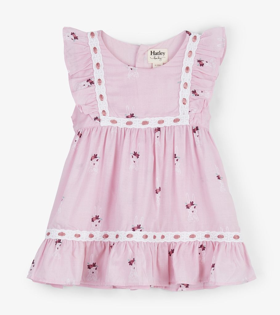 little girl hatley baby party dress