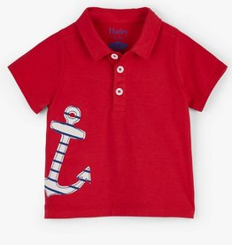 little boy hatley polo tee