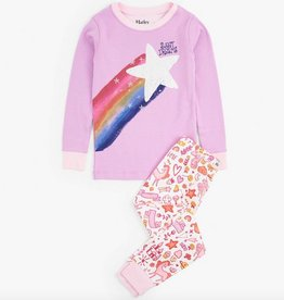 girl hatley organic pajamas