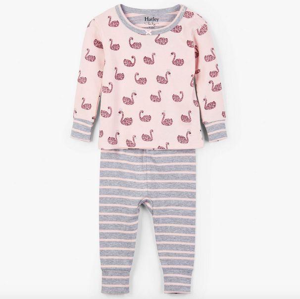 little girl hatley organic pajamas