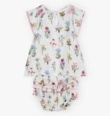 girl hatley baby bloomer set