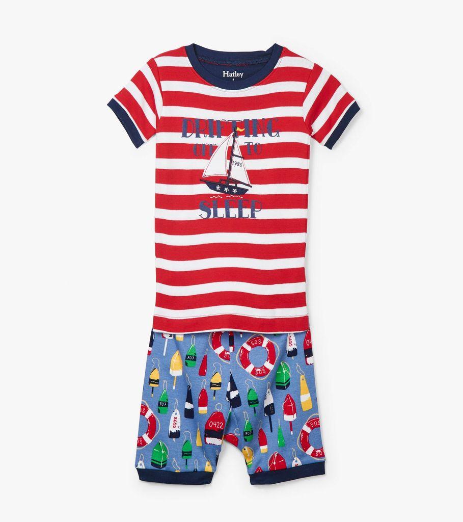 boy hatley organic pajamas