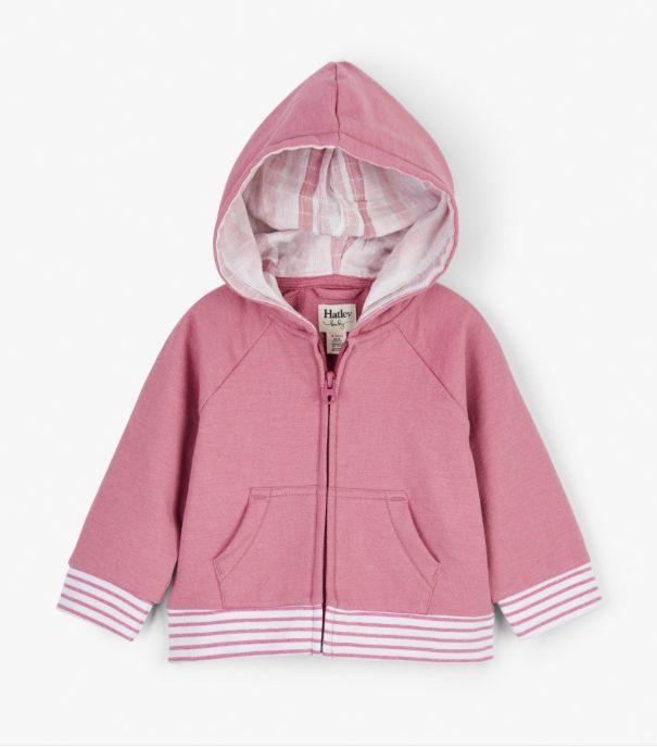 girl hatley zip hoodie
