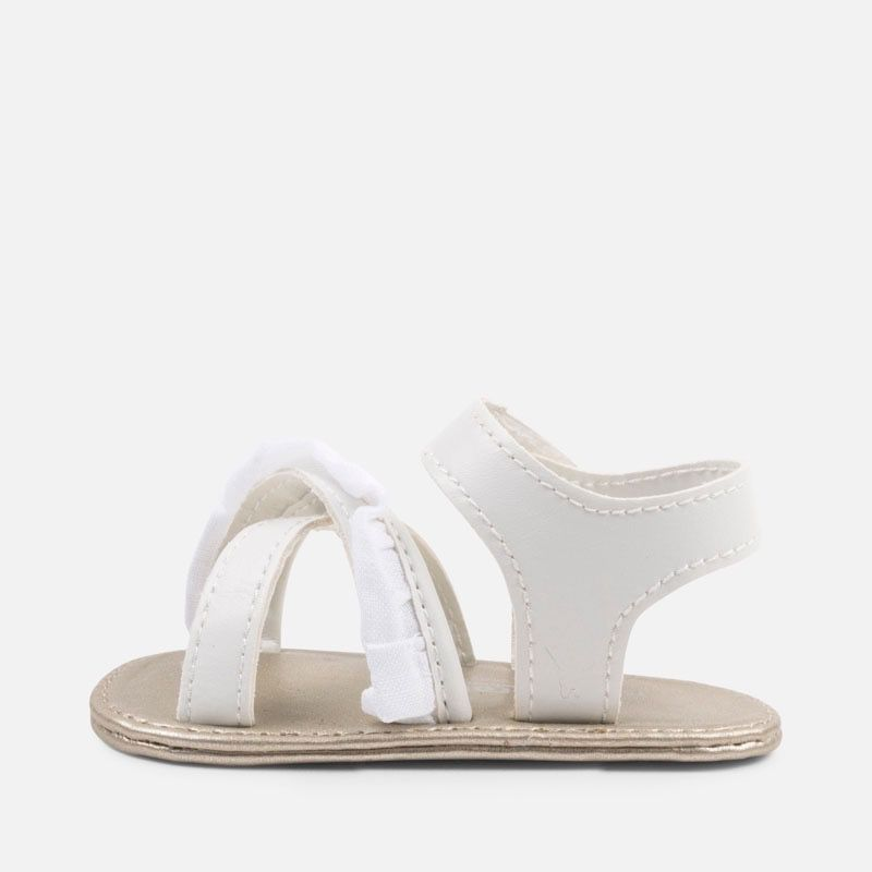 fashion accessory mayoral ruffle sandals