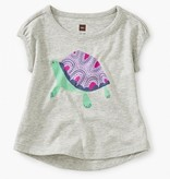 girl tea collection turtle baby graphic tee