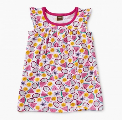girl tea collection mighty mini baby dress