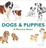 playtime dog & puppies: a memory game
