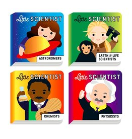 book little scientists book set