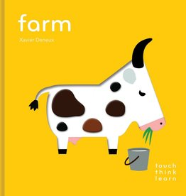 book touch think learn: farm