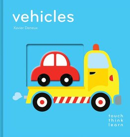 book touch think learn: vehicles
