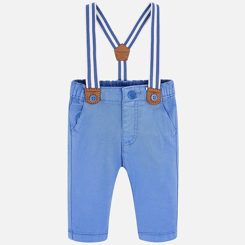little boy mayoral pants with suspenders