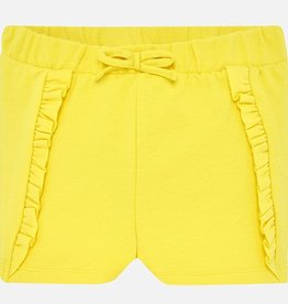 little girl mayoral ruffle shorts