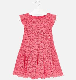 girl mayoral lace dress