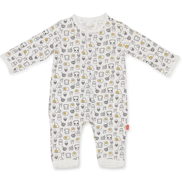 baby magnetic me modal coverall