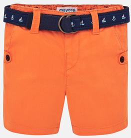 little girl mayoral shorts & belt