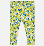 little girl mayoral printed pants