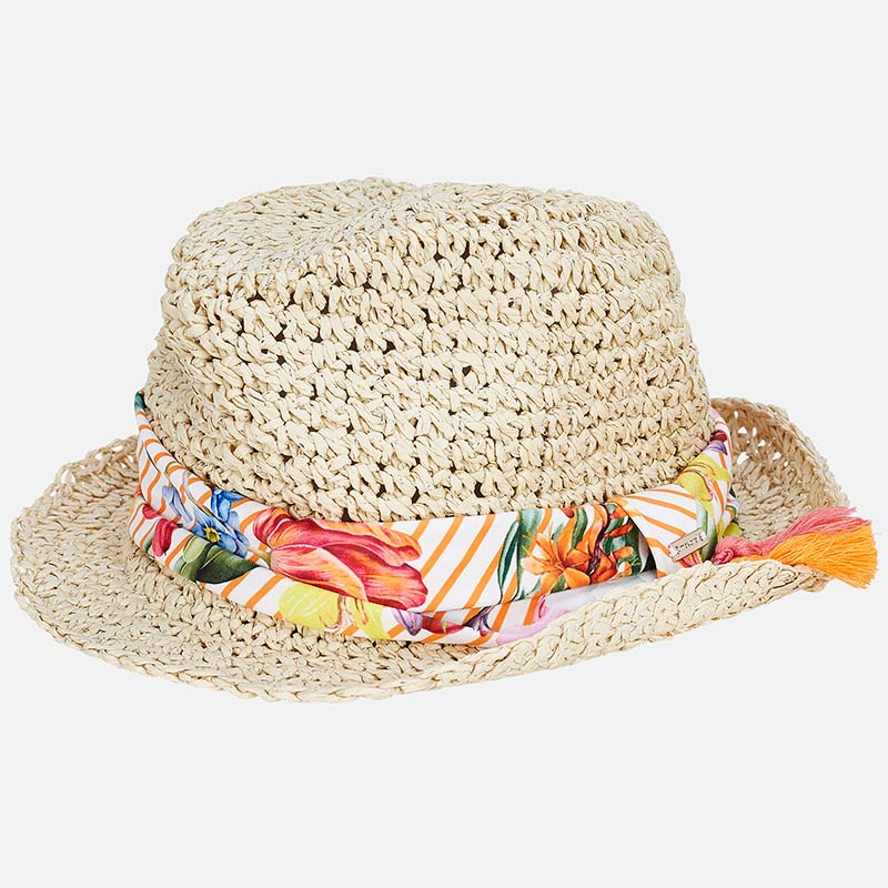 girl mayoral handkerchief hat