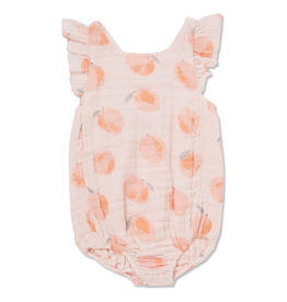 little girl angel dear muslin sunsuit