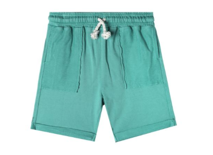 boy art + eden bermuda short