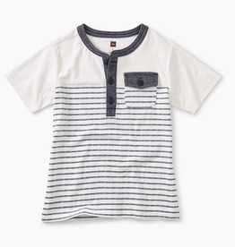 boy tea collection striped pocket henley