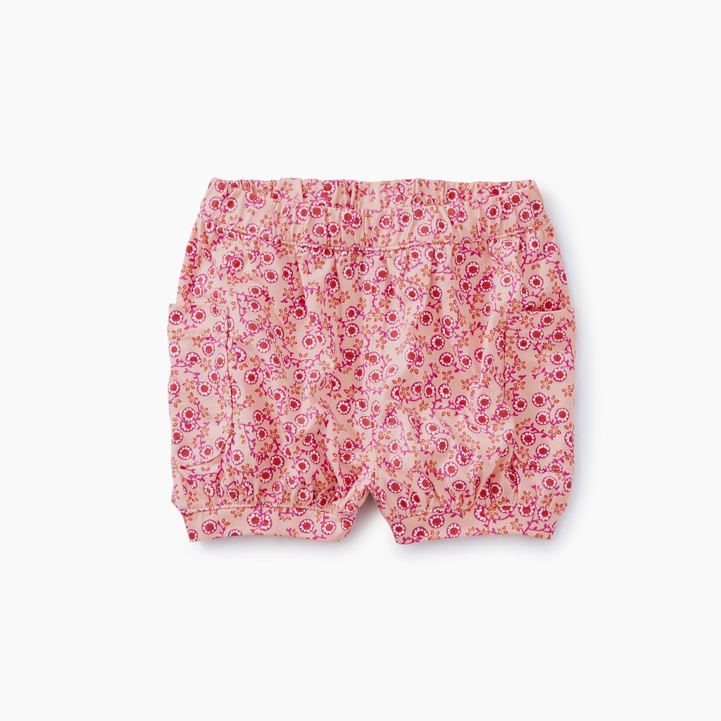 girl tea collection printed easy pocket shorts