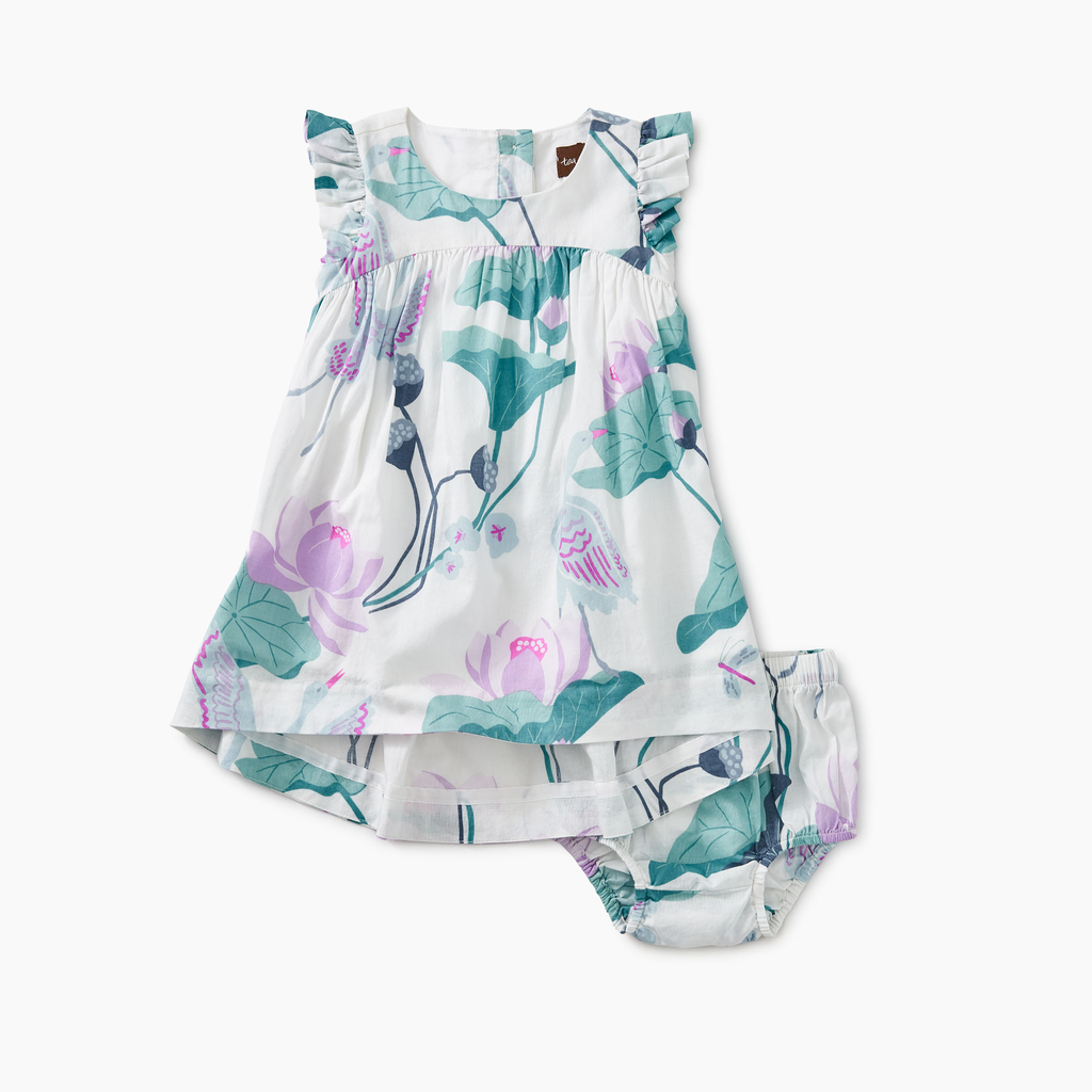 little girl tea collection hi-lo baby dress
