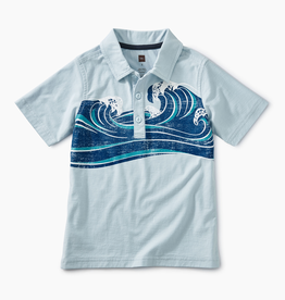 boy tea collection wave polo