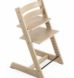 furniture Stokke Tripp Trapp oak chair