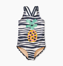 girl tea collection strappy one-piece