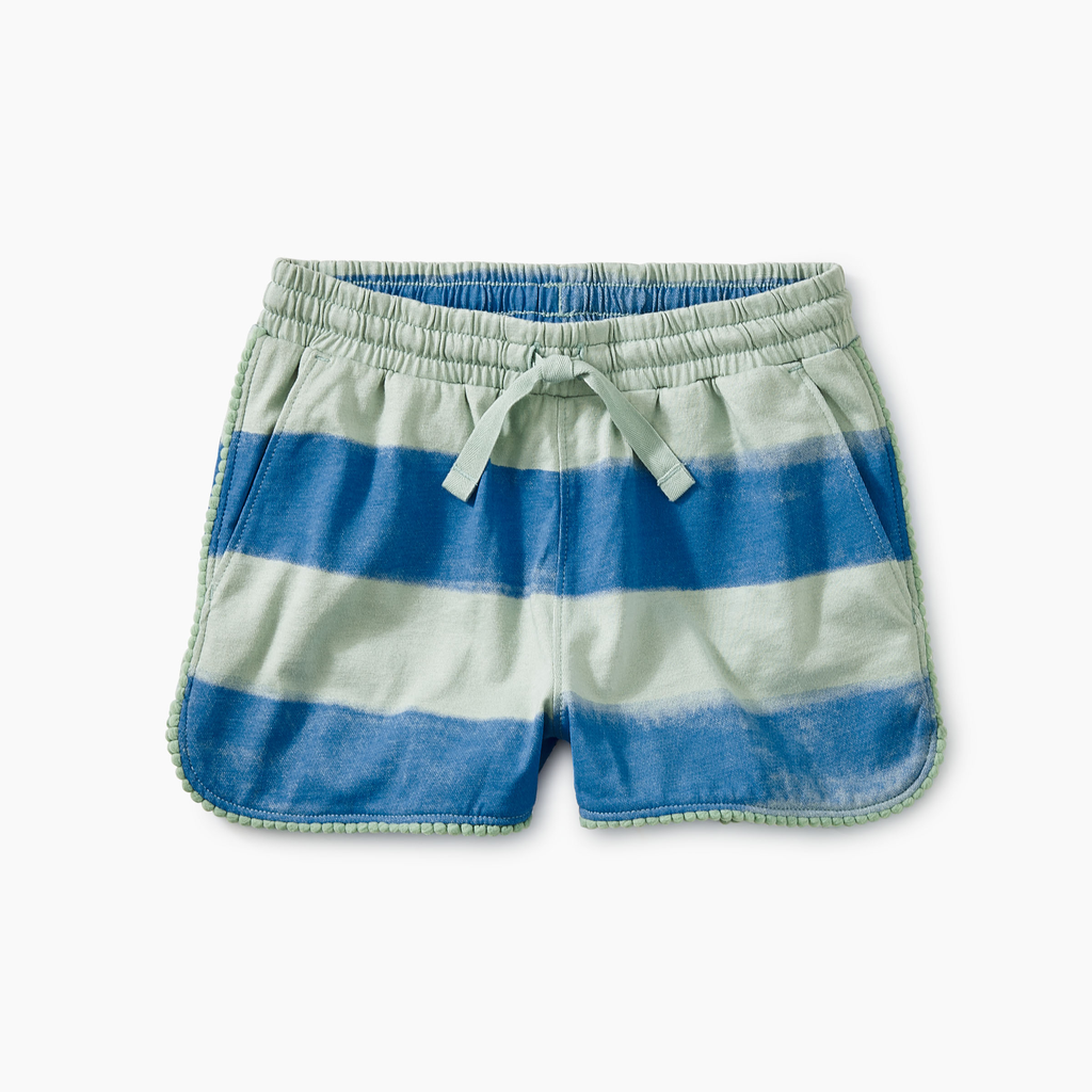 girl tea collection pom pom dolphin shorts
