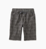 boy tea collection pattern cruiser shorts