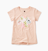 girl tea collection angel fish graphic tee