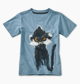 boy tea collection langur graphic tee