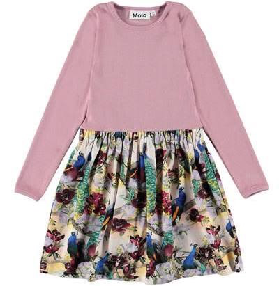 little girl molo credence dress