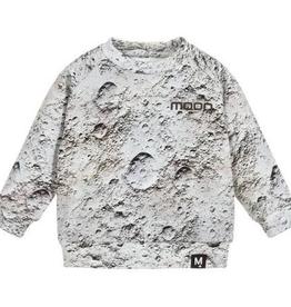 little girl molo cotton sweatshirt