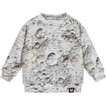 little boy molo cotton sweatshirt